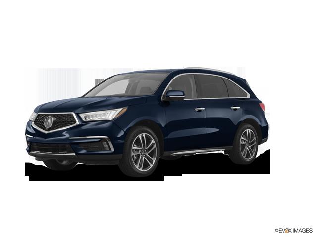 New 2017 Acura MDX in Latham, NY