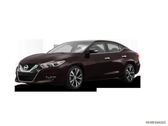 New 2017 Nissan Maxima in Columbia, TN