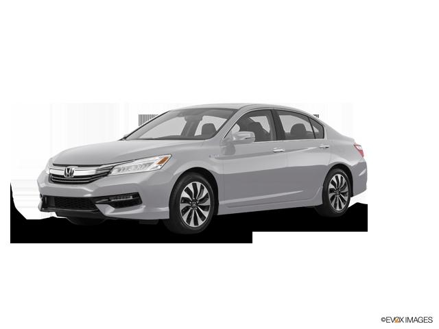 New 2017 Honda Accord Hybrid in North Charleston, SC