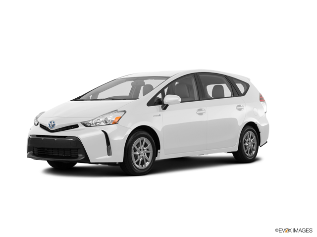 New 2017 Toyota Prius V in Ventura, CA