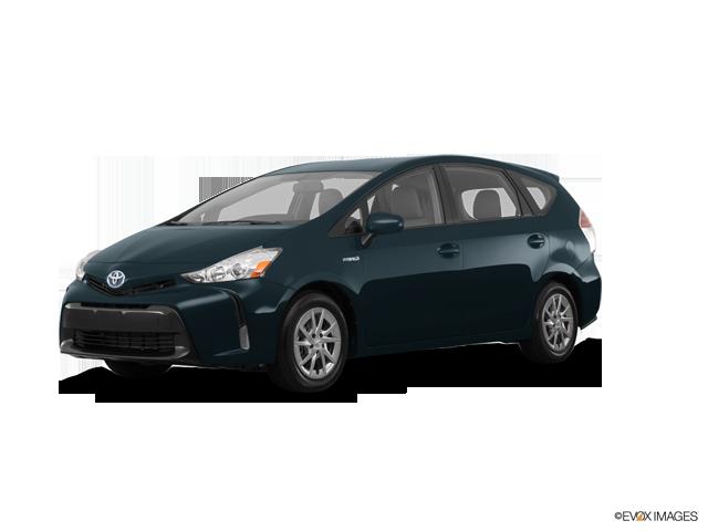 New 2017 Toyota Prius V in Claremont, CA