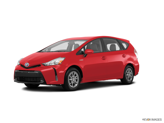 New 2017 Toyota Prius V in Cleveland Heights, OH
