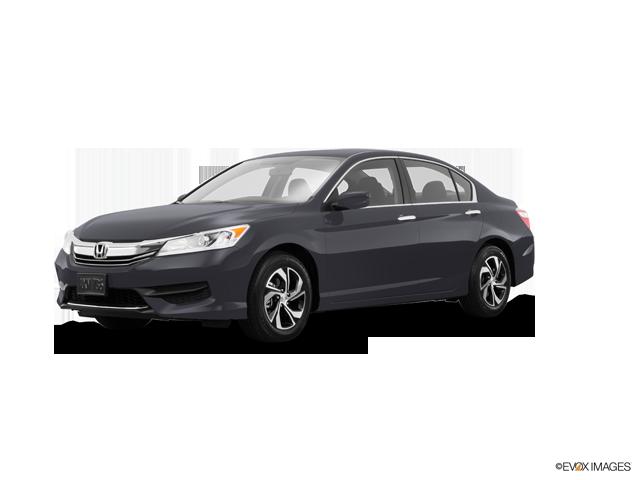 New 2017 Honda Accord Sedan in Gadsden, AL