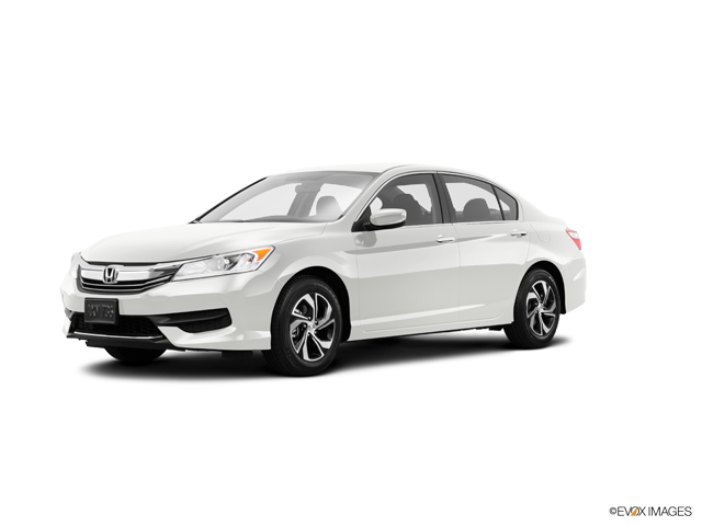 New 2017 Honda Accord Sedan in Colorado Springs, CO