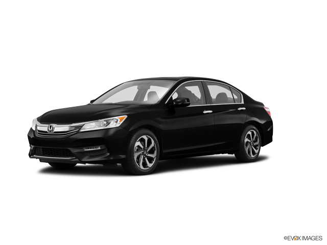 2017 Honda Accord Sedan EX-L V6