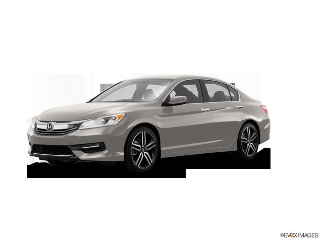 Used 2017 Honda Accord Sedan in North Charleston, SC