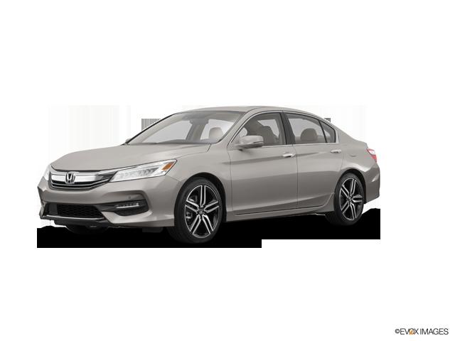 New 2017 Honda Accord Sedan in Yuma, AZ