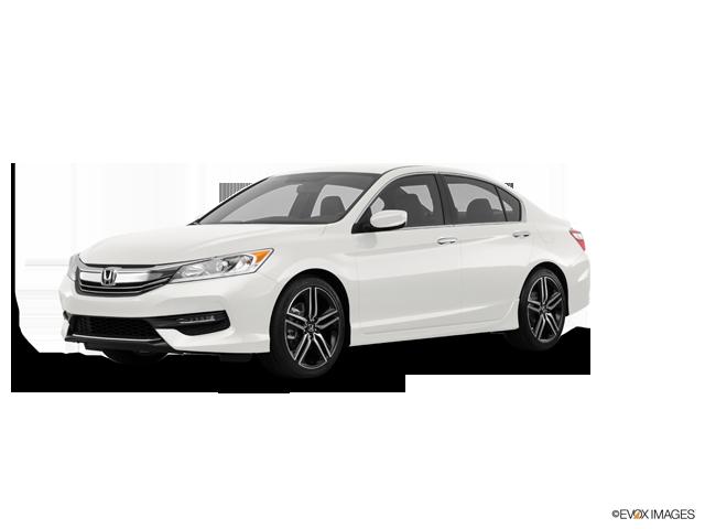 New 2017 Honda Accord Sedan in Jackson, MS