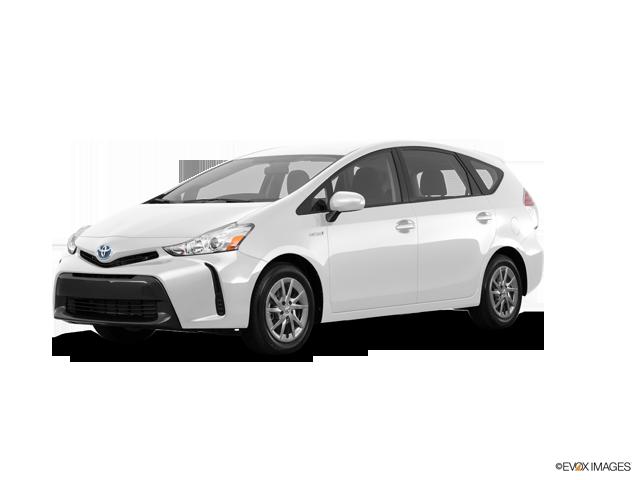 New 2017 Toyota Prius V in Aurora, CO