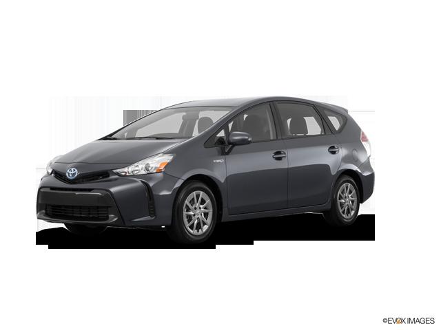 New 2017 Toyota Prius V in Mt. Kisco, NY