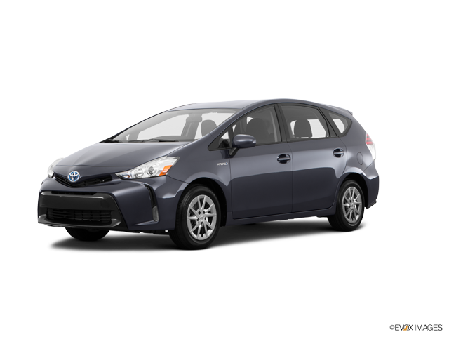 New 2017 Toyota Prius V in Harrisburg, PA