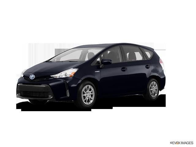 New 2017 Toyota Prius v in DeLand, FL