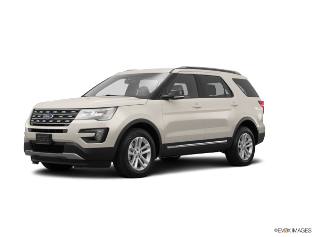 New 2017 Ford Explorer in Muskogee, OK
