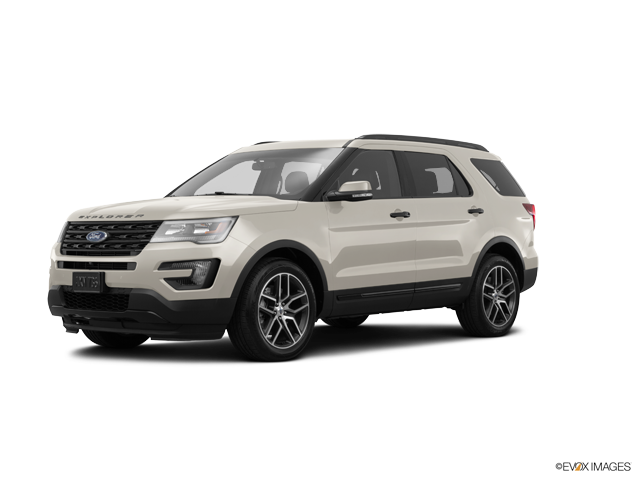 Used 2017 Ford Explorer in Muskogee, OK