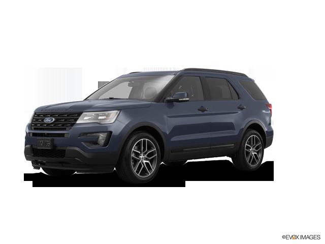 2017 Ford Explorer Sport 1FM5K8GT4HGE