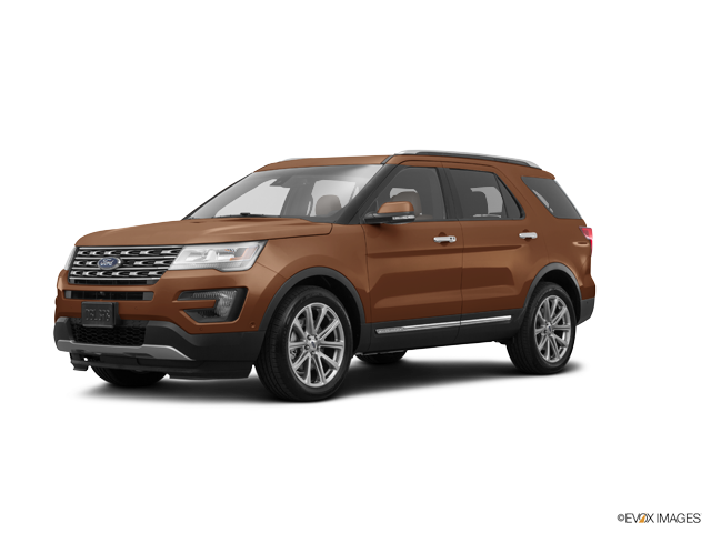 New 2017 Ford Explorer in Lexington, SC