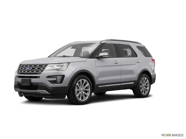Used 2017 Ford Explorer in Johnson City, TN