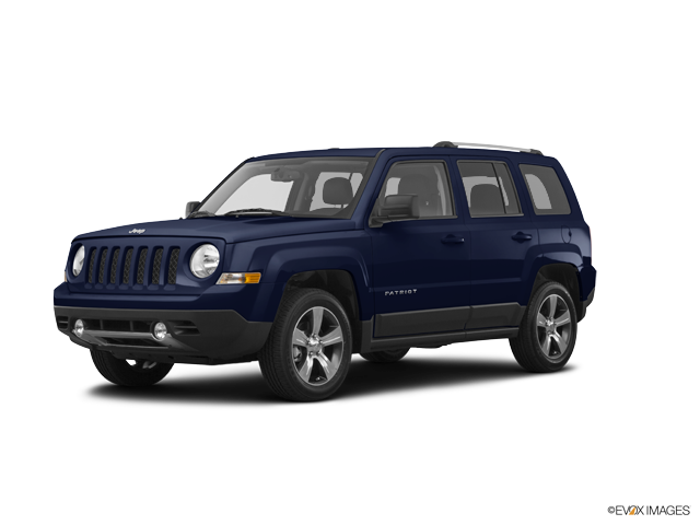 New 2017 Jeep Patriot in Orlando, FL