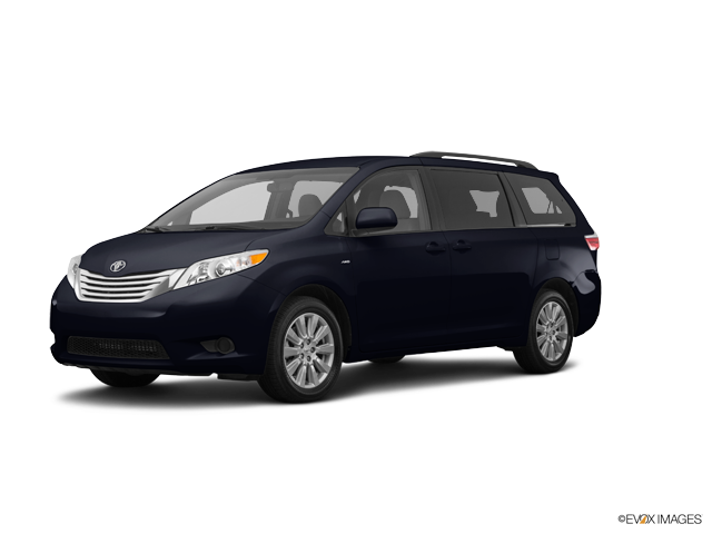 New 2017 Toyota Sienna in Cookeville, TN
