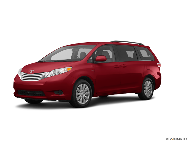 New 2017 Toyota Sienna in Ft. Lauderdale, FL