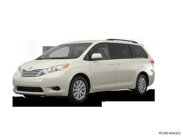 New 2017 Toyota Sienna in Fairfield, Vallejo, & San Jose, CA