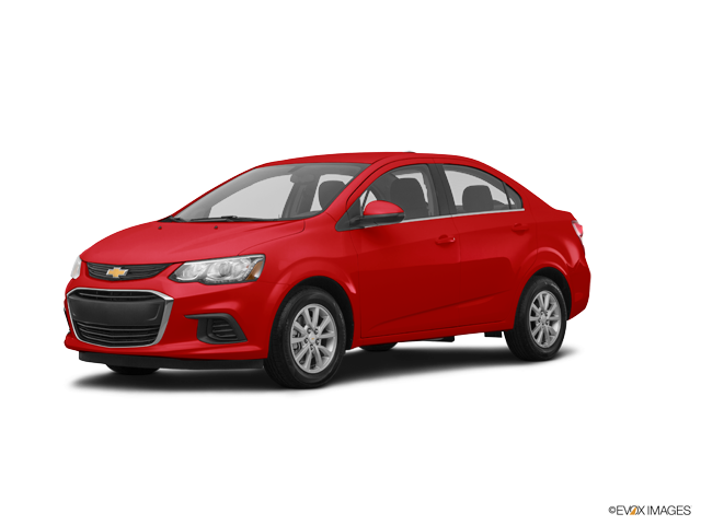 Used 2017 Chevrolet Sonic in St. Francisville, New Orleans, and Slidell, LA