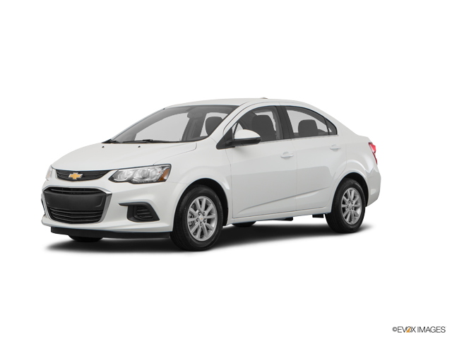 New 2017 Chevrolet Sonic in High Point, NC