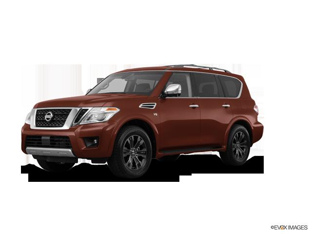 New 2017 Nissan Armada in Santa Fe, NM