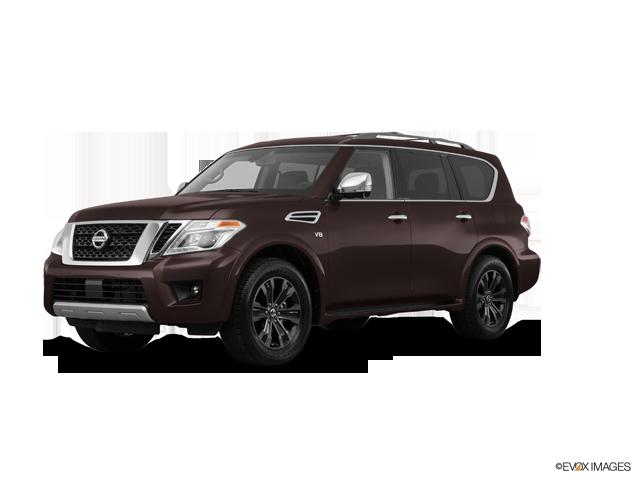 New 2017 Nissan Armada in Boerne, TX