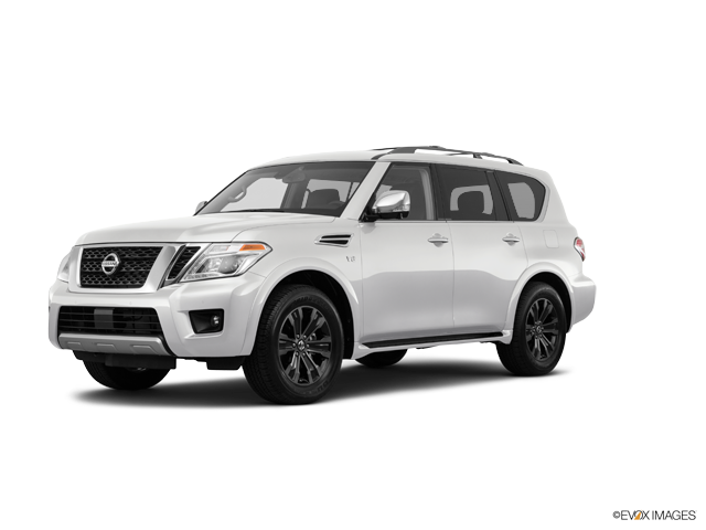 New 2017 Nissan Armada in SPOKANE, WA