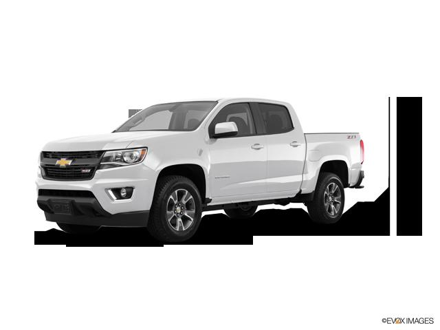 New 2017 Chevrolet Colorado in Tulsa, OK