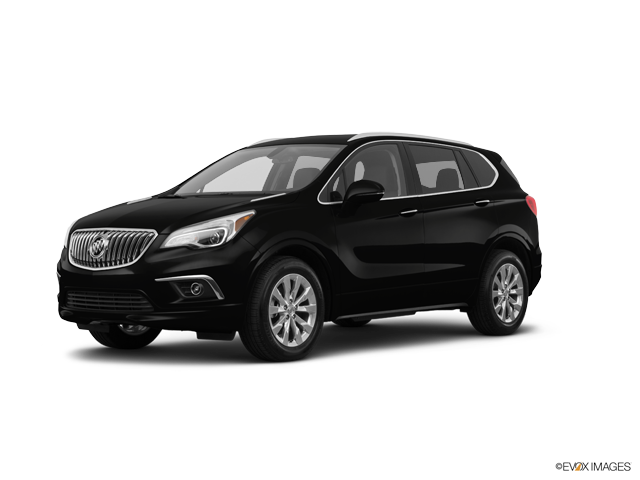 New 2017 Buick Envision in D'Iberville, MS