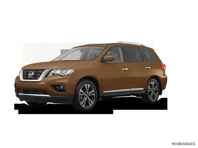 Used 2017 Nissan Pathfinder in Columbia, TN