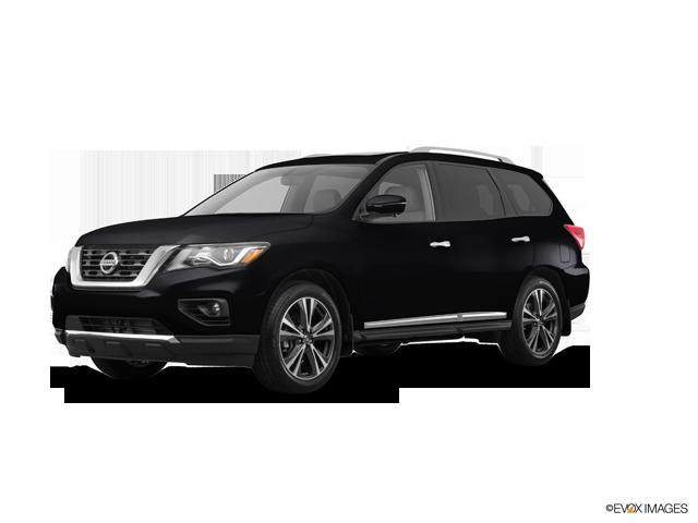 New 2017 Nissan Pathfinder in METAIRIE, LA