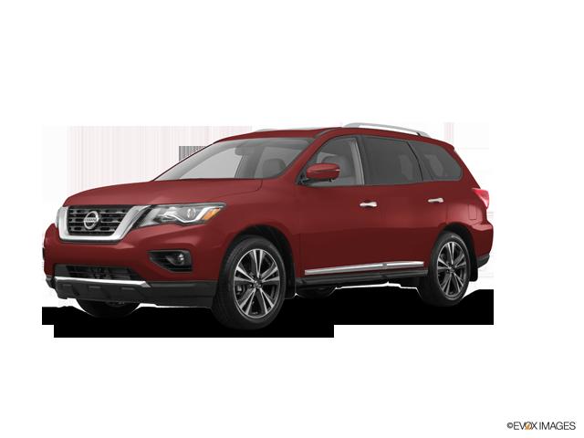 New 2017 Nissan Pathfinder in Santa Clara, CA