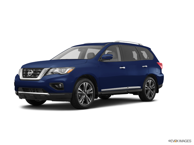 New 2017 Nissan Pathfinder in Lake City, FL