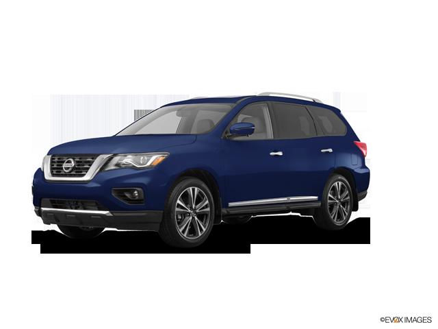 Used 2017 Nissan Pathfinder in Lakeland, FL