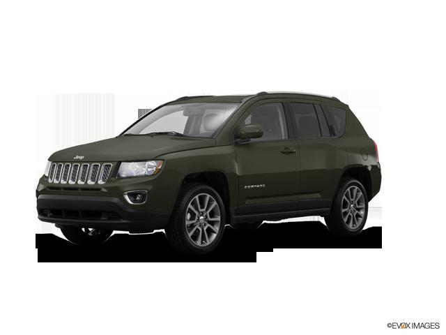 2017 Jeep New Compass Latitude