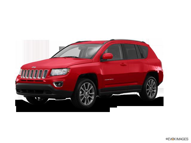 New 2017 Jeep Compass in Fairfield, Vallejo, & San Jose, CA