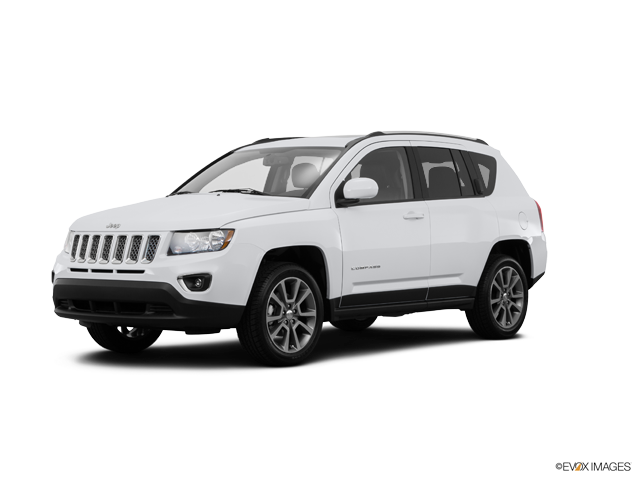 New 2017 Jeep Compass in Tracy, CA