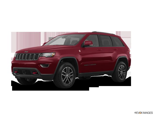 2017 Jeep Grand Cherokee Overland
