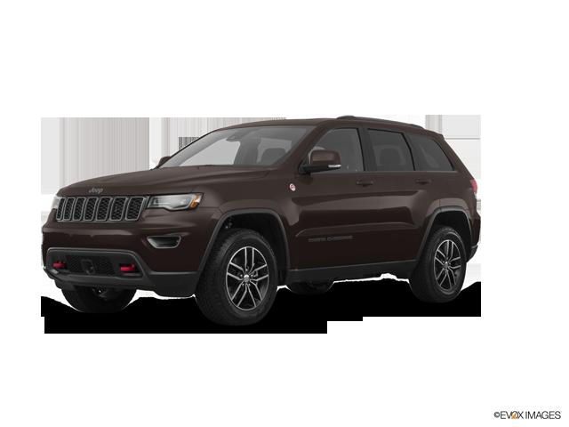New 2017 Jeep Grand Cherokee in Honolulu, Pearl City, Waipahu, HI