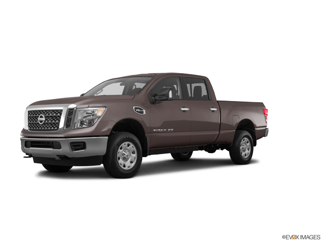New 2017 Nissan Titan XD in Columbus, GA