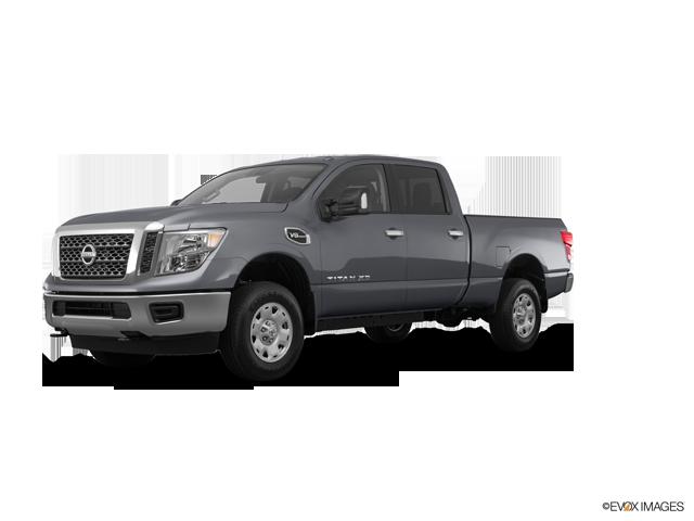New 2017 Nissan Titan XD in Tifton, GA