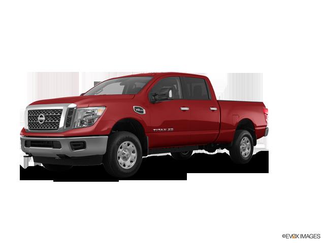 New 2017 Nissan Titan in Boerne, TX