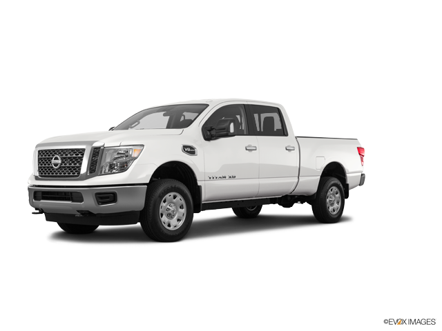 Used 2017 Nissan Titan in Greenville, MS