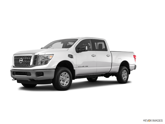 New 2017 Nissan Titan XD in Fort Myers, FL