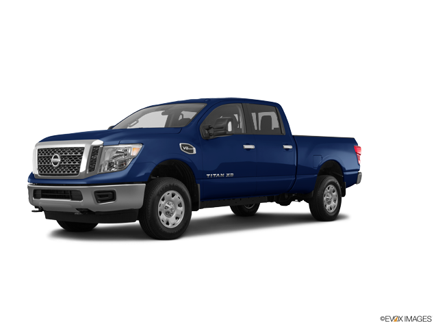 New 2017 Nissan Titan in Tupelo, MS