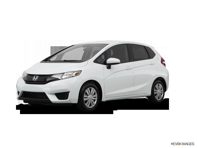 2017 Honda Fit LX