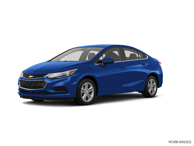 Used 2017 Chevrolet Cruze in Broken Arrow, OK